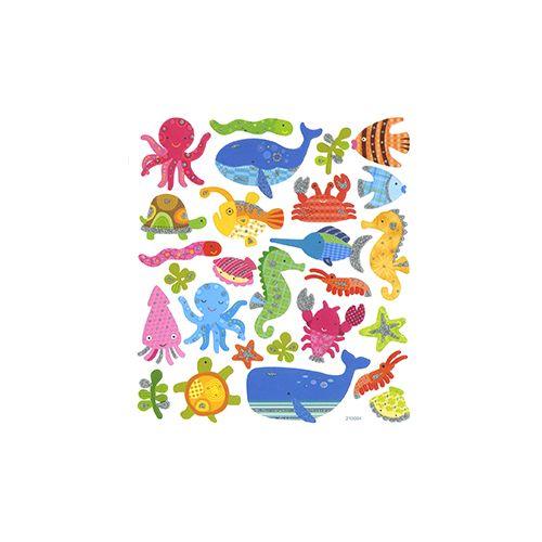Glitter Sea Animals Stickers Craft Easy Philippines