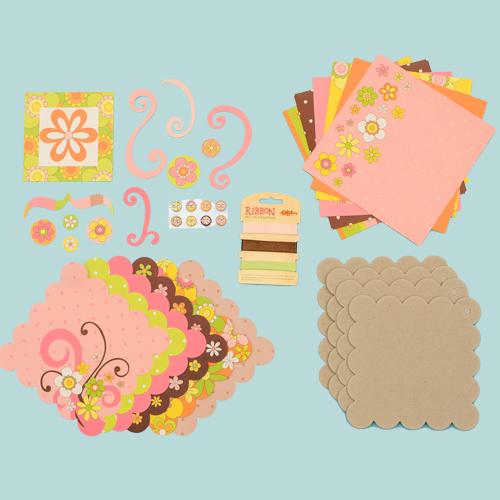 Scrapbook Album Kit Poppy – Craft Easy Philippines