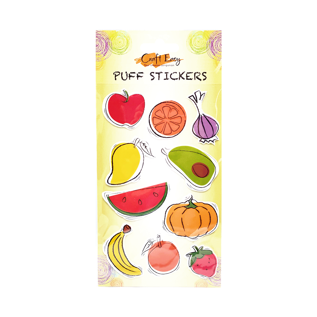 Fruits & Veggies Set