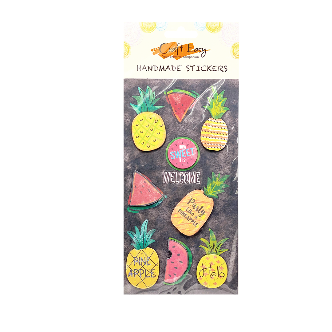Fruity Sweets Set